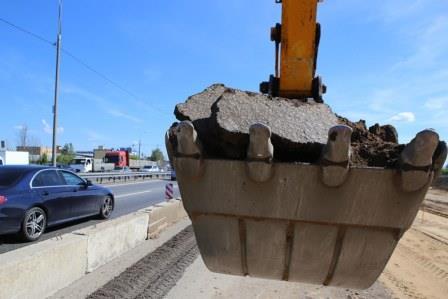 Автодорожное строительство
